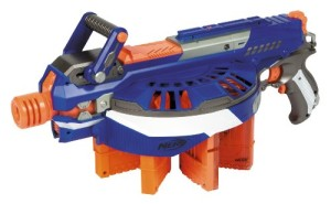 Hasbro 98952148 - Nerf N-Strike Elite Hail-Fire2