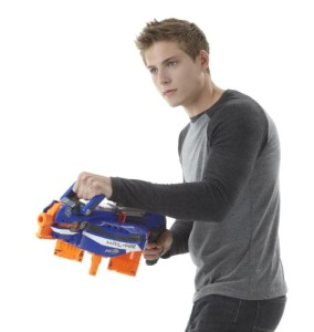 Hasbro 98952148 - Nerf N-Strike Elite Hail-Fire4