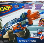 Hasbro 98695148 - Nerf N-Strike Elite Stockade